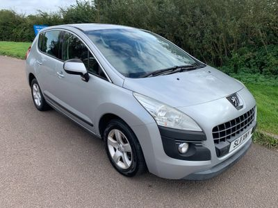 Peugeot 3008 SUV 1.6 HDi SR 5dr