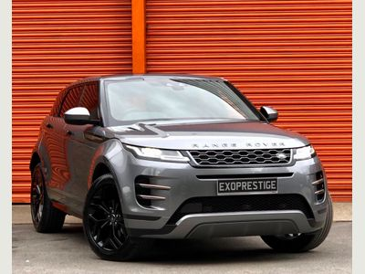Land Rover Range Rover Evoque SUV 2.0 D180 MHEV R-Dynamic HSE Auto 4WD (s/s) 5dr