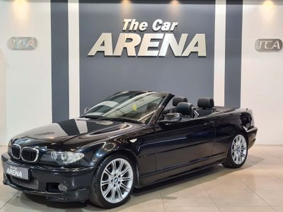 BMW 3 Series Convertible 2.5 325Ci 325 Sport Auto 2dr