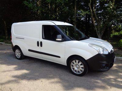 Vauxhall Combo Panel Van 1.3 CDTi 2300 ecoFLEX 16v Panel Van L2 H1 (s/s) 3dr