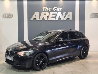 BMW 1 Series Hatchback 2.0 116d M Sport 5dr