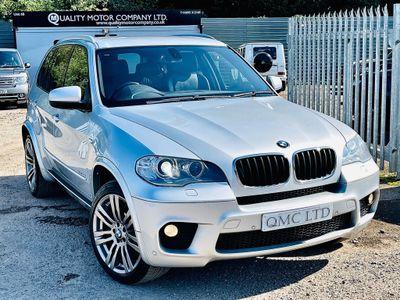 BMW X5 SUV 3.0 30d M Sport Auto xDrive 5dr