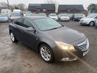 Vauxhall Insignia Saloon 2.0 CDTi 16v Exclusiv 4dr