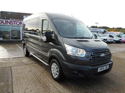Ford Transit Other 2.0 350 EcoBlue Trend DCIV FWD L3 H3 EU6 (s/s) 6dr