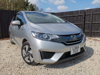 Honda Jazz Hatchback FIT 1.5 HYBRID LOW MILEAGE ULEZ CLEAR