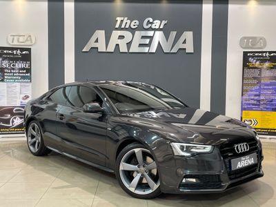 Audi A5 Coupe 2.0 TFSI Black Edition quattro 2dr