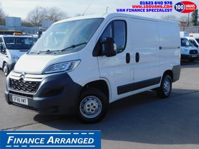 Citroen Relay Panel Van SOLD SOLD SOLD
