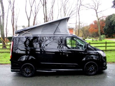 Ford TRANSIT CUSTOM 300 LIMITED Campervan CAMPERVAN M SPORT RS