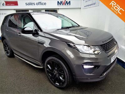 Land Rover Discovery Sport SUV 2.0 TD4 HSE Dynamic Lux Auto 4WD (s/s) 5dr 7 Seat