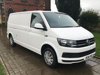 Volkswagen Transporter Panel Van 2.0 TDI T30 BlueMotion Tech Trendline FWD LWB EU6 (s/s) 5dr (Air)