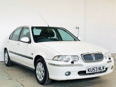 Rover 45 Saloon 1.6 Classic 4dr