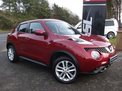 Nissan Juke SUV 1.2 DIG-T Acenta (s/s) 5dr