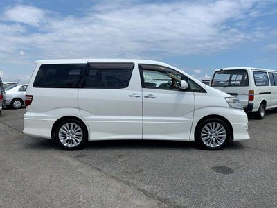 Toyota Alphard Unlisted 2.4 AS Prime [ RESERVED ]