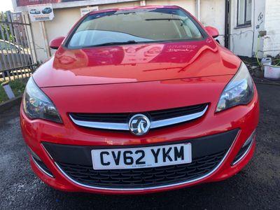 Vauxhall Astra Hatchback 1.7 CDTi ecoFLEX SRi (s/s) 5dr