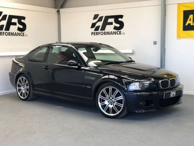 BMW M3 Coupe 3.2 2dr