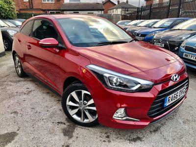 Hyundai i20 Coupe 1.2 SE 3dr