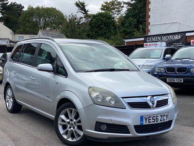 Vauxhall Zafira MPV 2.2 i 16v Design 5dr