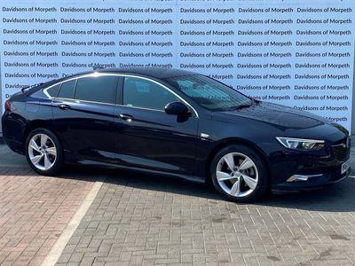 Vauxhall Insignia Hatchback 1.6 Turbo D BlueInjection SRi VX Line Nav Grand Sport (s/s) 5dr