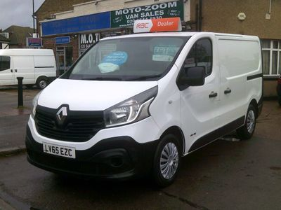Renault Trafic Panel Van 1.6 dCi 27 Business 5dr (Ready 4 Work Storage)