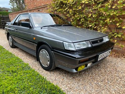 Nissan Sunny Coupe 1.8 ZX 3dr