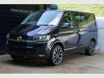 Volkswagen Transporter Combi Van 2.0 BiTDI T32 Highline Crew Van DSG FWD (s/s) 5dr