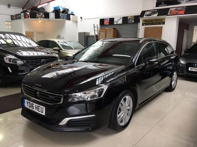 PEUGEOT 508 SW Estate 1.6 BlueHDi Active Auto (s/s) 5dr