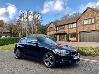 BMW 1 Series Hatchback 2.0 118d Sport (s/s) 3dr