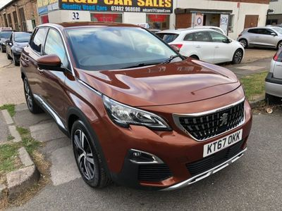 Peugeot 3008 SUV 1.6 THP Allure EAT (s/s) 5dr