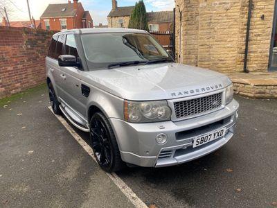 Land Rover Range Rover Sport SUV 4.2 V8 Supercharged HSE 5dr