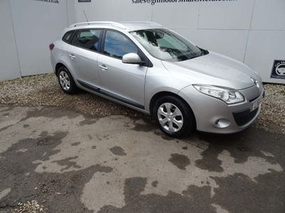 Renault Megane Estate 1.5 dCi ECO FAP Expression 5dr