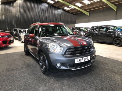MINI Countryman SUV 1.6 Cooper Park Lane ALL4 ALL4 5dr
