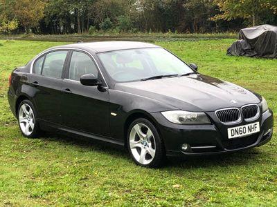 BMW 3 Series Saloon 2.0 318d Exclusive 4dr