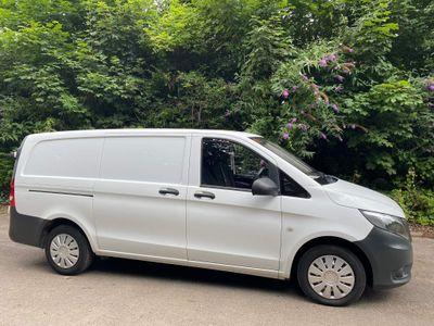 Mercedes-Benz Vito Panel Van 1.6 109 CDi FWD L3 EU6 5dr