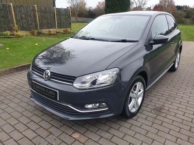 Volkswagen Polo Hatchback 1.4 TDI Match (s/s) 3dr