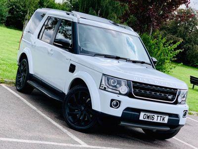 Land Rover Discovery 4 SUV 3.0 SD V6 Landmark Auto 4WD (s/s) 5dr