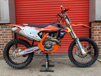 KTM SX Motocrosser 450 SX-F
