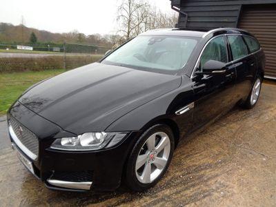 Jaguar XF Estate 2.0i Portfolio Sportbrake Auto (s/s) 5dr