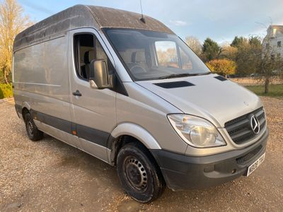 Mercedes-Benz Sprinter Panel Van 2.1 CDI 211 High Roof Panel Van 4dr MWB