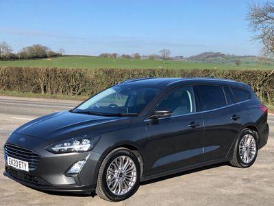 Ford Focus Estate 1.5 EcoBlue Titanium X Auto (s/s) 5dr