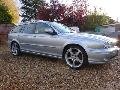 Jaguar X-Type Estate 3.0 V6 Sport Premium (AWD) 5dr