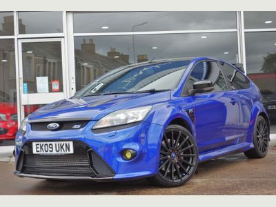 FORD FOCUS Hatchback 2.5 RS Hatchback 3dr Petrol Manual (225 g/km, 301 bhp)