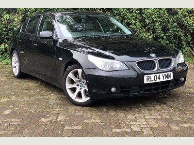 BMW 5 Series Saloon 3.0 530i SE 4dr