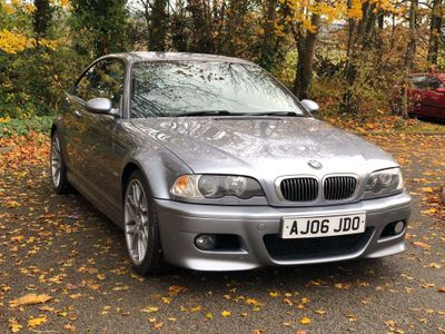 BMW M3 Coupe 3.2 CS Sequential 2dr