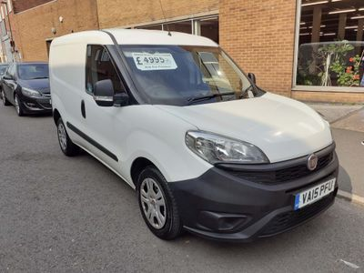Fiat Doblo Panel Van 1.3 JTd Multijet 16v L Panel Van 5 Door