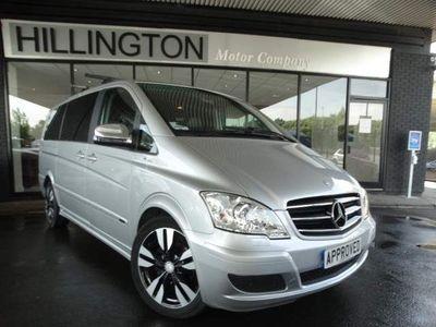 Mercedes-Benz Viano MPV 2.2 CDI Avantgarde Compact MPV 5dr
