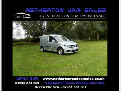 VOLKSWAGEN CADDY Panel Van 2.0 TDI BlueMotion Tech C20 Trendline Panel Van 5dr (EU6)
