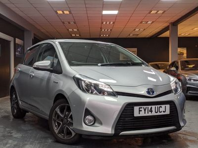 Toyota Yaris Hatchback 1.5 Trend E-CVT 5dr (leather)
