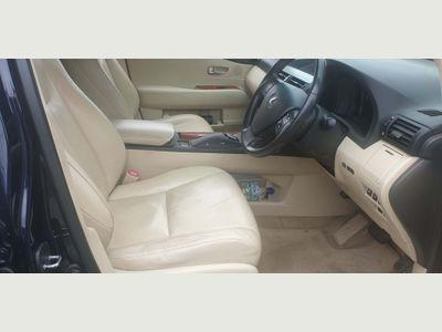 Lexus RX 450h SUV 3.5 SE-I CVT 4x4 5dr