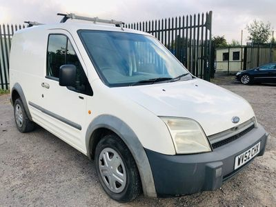 Ford Transit Connect Panel Van 1.8 TDdi T220 SWB Low Roof 4dr