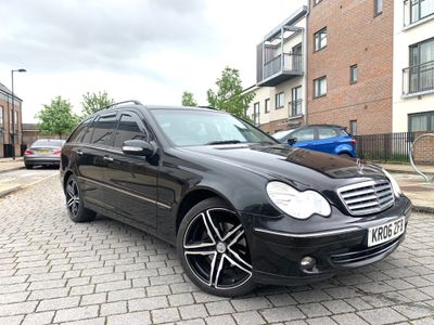 Mercedes-Benz C Class Estate 1.8 C200 Kompressor Elegance SE 5dr